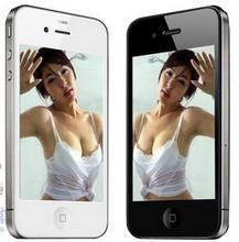 China iPhone A168 GSM CDMA standby 3G phone WIFI 3.5 inch mobile on sale