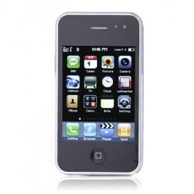 China EPhone M003TV Dual Card Dual Camera Quad Band TV Java Mobile Iphone Touch Screem on sale