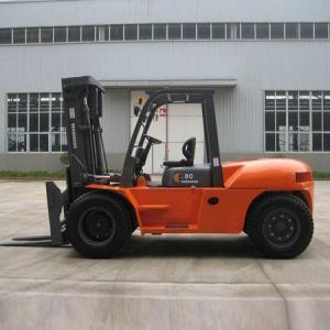 China 8 Ton Diesel Forklift Trucks on sale