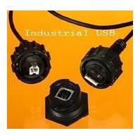 Industrial connector Industrial USB