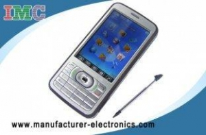 China Cdma mobile with MP3 MP4 multimedia player(IMC-A968) on sale