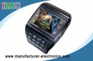 China Voice Recognition Quadband 1.3M Camera Dual sim watch Phone(ET1i) on sale