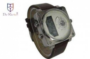 China Stainless steel digital watch on sale