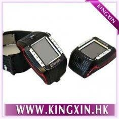 China A007/W100+ Watch Mobile Phone on sale