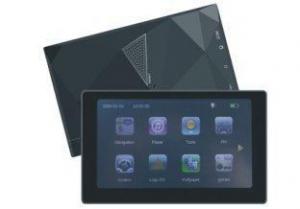 China 5.0 inch Handheld GPS Navigator System V5003 on sale