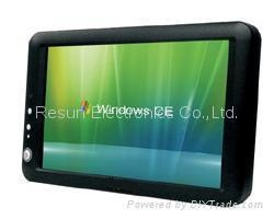 China 7 inch Standalone Notebook PC - Touch Screen - OS WinCE 5.0 - GPS - Wi-Fi on sale