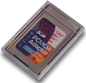 China Plastic Card Case-PCMCIA Card Case on sale