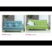 Sofa bed furniture, with double thick sofa bed mattress.(AD049)
