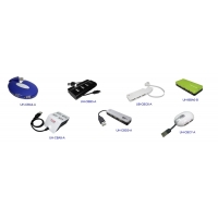 China USB 2.0 4-PORT HUB - BUS POWER on sale