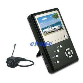 China Wireless Baby Monitor Set with Pinhole Spy Camera on sale