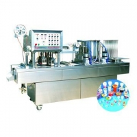 Product Catalog Automatic Filling and Sealing Machine for Plastic Cup