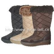 China Snow boots women's snow boots WB08-SN052 on sale