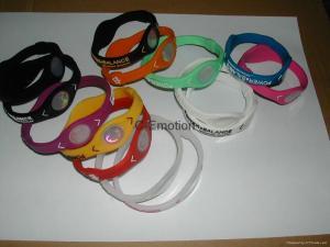 China Power balance bracelet+ Ion bracelet on sale