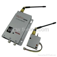 1.2 GHz 100mW 8ch Wireless AV Transmitter/Receiver System