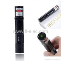 China Green laser pointer 200mW 532nm Torch Design Using 1xCR123A battery on sale