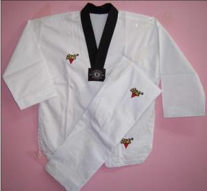 China Taekwondo uniform / Dobok on sale