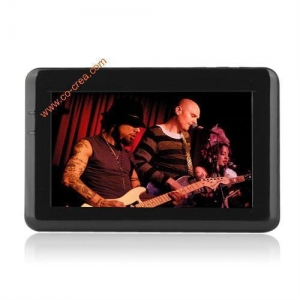China 8GB 4.7 Inch Touch Screen TV Out MP5/MP3 Players With FM Function on sale