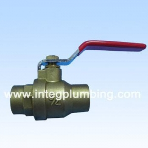 China ITB206, Brass Shut Off Valve on sale