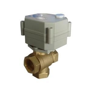 China 15 Series electric ball valve on sale