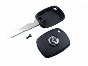 China mazda 4D duplicable key shell on sale