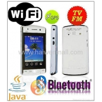 F035 Built-in GPS Dual SIM WIFI JAVA TV Mobile Phone