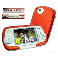 "2.4"" QVGA MP4 Player PSP Game Player 1GB/2GB/4GB"