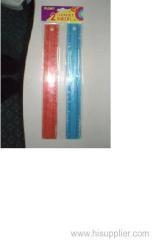 China 30CM*2PCS FLEXIBLE RULER on sale