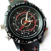 China Newest Waterproof SPY Camera Watch 30FPS UnderWater 30M on sale