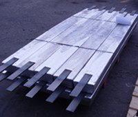 China Zinc-Aluminum-Cadmium alloy Sacrificial Anode on sale