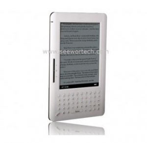 China 6inch E-ink ebook reader with QWERT,WiFi on sale