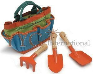 China Kids gardening tools gift on sale
