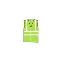 China EL Security vest on sale