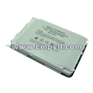 China Replacement for APPLE PowerBook G4 12 Laptop Battery on sale
