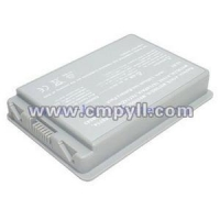 "Replacement for APPLE PowerBook G4 15"", PowerBook G4 15"" Aluminum Series Laptop Battery"