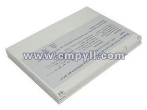 China Replacement for APPLE PowerBook G4 17 Series Laptop Battery on sale