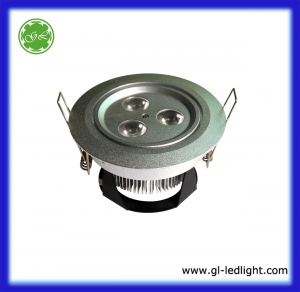 China LEDDownLight Model:GL-N302A-3x1W on sale