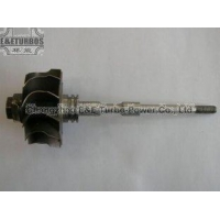 GT/VNT15-25 Turbo Shaft and Wheels