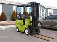 China clark forklift on sale
