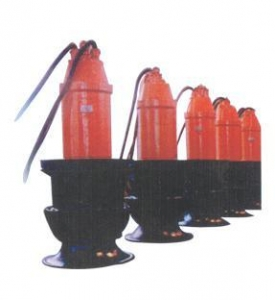China QZ series of submersible axial-flow pump on sale