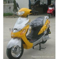 50cc electrical gasoline Hybrid scooter;