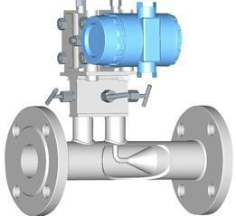 China NLV V-CONE FLOW METER on sale