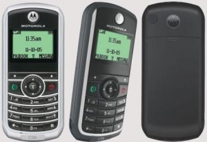 China Freeshipping--Motorola C118 original Cheap Cell phone wholeslaer on sale