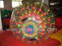 China Zorb ball on sale