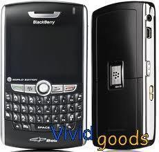 China Freeshipping--Refurbished BlackBerry 8830 Unlocked phone on sale