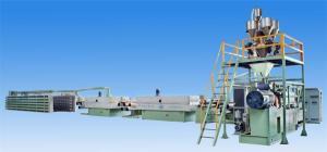 China Plastic Flat Yarn Stretching Machine on sale