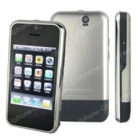 3.2 Inch Windows Mobile 6.0 Double Camera Phone - Bluetooth