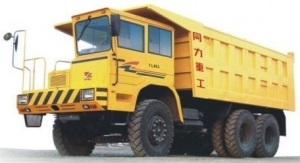 China Coal transport vehicle Off-road truck on sale