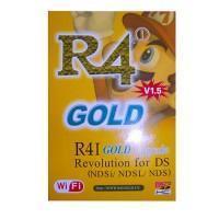 R4i GOLD Upgrade Revolution Card for Nintendo DSi XL DSi DS Lite DS Consoles version 1.5
