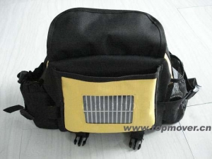 China Solar purse | PSP package solar | solar laptop bag | backpack solar charger | so on sale