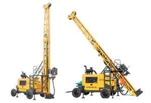 China Hydraulic Drilling Rig on sale